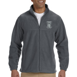 Filthy 5th Full-Zip Fleece