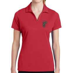 Filthy 5th Racer Mesh Ladies Polo