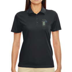Filthy 5th Ladies Performance Pique Polo