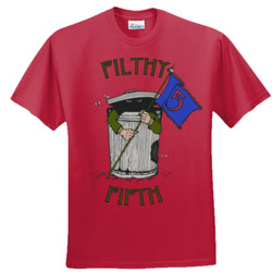 Filthy 5th Outfit PT Shirt