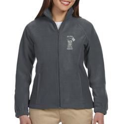 Filthy 5th Ladies Fleece Jacket